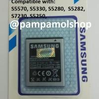 Batre / Baterai / Battery / Batrai Samsung Galaxy Wave S5330 ORI