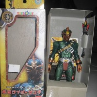 Action Figure RHS Kamen Rider Zanki Original Bandai Kamen Rider Hibiki