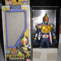 Action Figure RHS Kamen Rider Blade Jack Form Jack Fusion Eagle Card