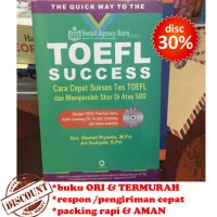 TOEFL SUCCESS - complete with CD