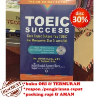 TOEIC SUCCESS - complete with CD