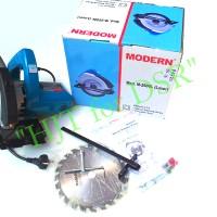 Mesin Circular Saw Laser Modern