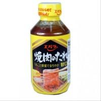 Ebara Yakiniku No Tare Amakuchi Sauce Soy Barbecue Saus 300g Manis