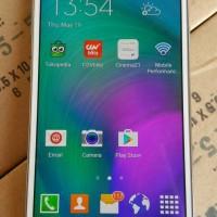 2nd Samsung Galaxy E5 White Putih Sein Fullset Komplit