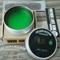 pomade fls waterbased green