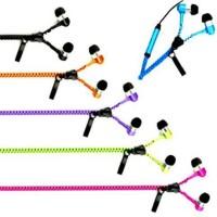 harga Headset Bass Zipper Earphones / Headset Ngebasss tali Jaket / Earphone Tokopedia.com