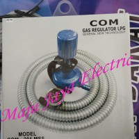 harga REGULATOR GAS LPG + SELANG SPIRAL / SEPIRAL Tokopedia.com
