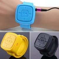 harga MP3 JAM TANGAN Mini Watches Mp3 Player Micro TF Card Tokopedia.com