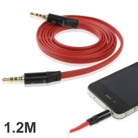 Aux Audio Cable 3.5mm Jack Earphone Cable for Monster Beats Studio