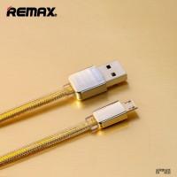 Jual REMAX Cable Gold Micro USB / Kabel Data Murah
