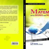 aplikasi Matematika untuk bisnis dan manajemen