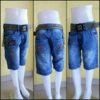 Celana Jeans Anak Laki-laki Super Premium Usia 4 Th-14 Th