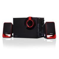 Sonicgear Morro 3 BTMI Speaker Komputer - Red