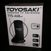 Jual Antena TV Indoor TOYOSAKI TYS-468 AW Baru | Aksesoris TV Video