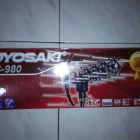 Jual Antena TV Remot Toyosaki Booster 980 Baru | Aksesoris TV Video