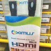 Jual Kabel HDMI Ximus Full HD 1080 Original Gold Plat Baru | Aksesor