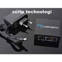 Jual Hdmi Splitter 2 Port Baru | Aksesoris TV Video Elektronik Onlin