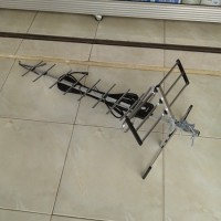 Jual Antena Tv Outdoor / Sanex SN 889 Baru | Aksesoris TV Video Elek