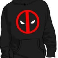 jaket/hoodie/sweater/hoodies SUPER HERO DEADPOOL