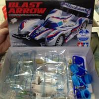 harga Blast Arrow Clear Blue Tokopedia.com