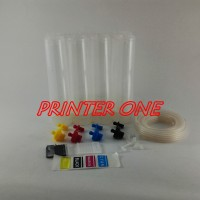 Tabung Infus Printer 4 Warna 100ml ( inktank, ink tank, canon, epson )