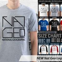 New Nat Geo Logo 3 CR - Kaos Distro Ocean Seven