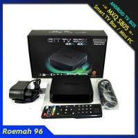 Jual Android Smart TV Box MXQ Amlogic S805 HEVC H.265 | Mini PC Kitkat Murah