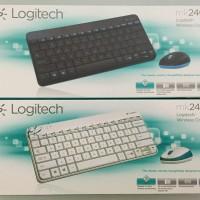 Keyboard + Mouse Logitech Mini Wireless