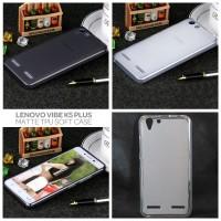 Lenovo Vibe K5 Plus - Matte TPU Soft Case