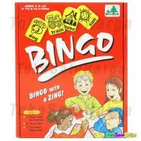 Mainan Edukasi Anak Bingo With A Bing Zing | Family Game
