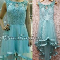 harga Gaun Pesta/dress Korea/gaun Brukat/dress Tutu/dress Import/pendek Tokopedia.com
