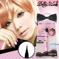 DOLLY WINK LIQUID PENCIL EYELINER (WATERPROOOOFFFF)