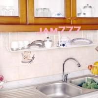 harga (gojek Only) Rak Piring Gelas Gantung U Modelline Dapur Kitchen Lemari Tokopedia.com