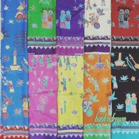 harga Kain batik betawi meteran kode petasan ada pilihan warna Tokopedia.com