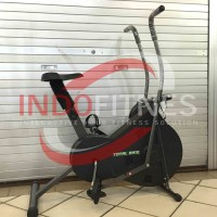 Sepeda Statis TL-8202 Fitness Air Bike 660 Alat Fitnes Dinamis