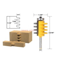 1/4 Inch Shank Finger Joint Router Bit