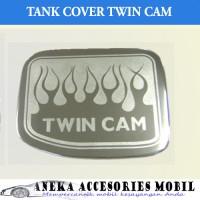 Garnish Tutup Bensin/Tank Cover Garnish Toyota Corolla/Corona Twincam