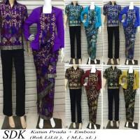 harga sarimbit batik couple   batik pasangan   rok blouse batik   SDK Tokopedia.com