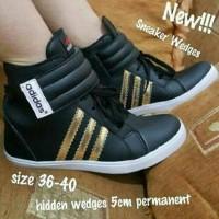 harga wedges sneaker Tokopedia.com