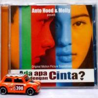 CD Ada Apa Dengan Cinta 1 ( AADC ) Melly Goeslaw & Anto Hoed