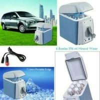 Portable Electronic Kulkas Untuk Di Mobil Bisa Panas Dan Dingin