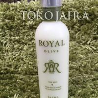 Jafra royal olive body lotion