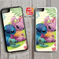 stitch and angel WALLPAPER Y1725 iPhone 6   6S Case