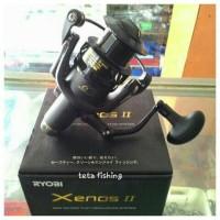 harga Reel RYOBI XENOS II 2000 (6 BALL BEARINGS) Tokopedia.com