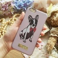 harga Hard Case iPhone 5 / 5s Casing Cover Lucu TED BAKER - Pink Dog Tokopedia.com