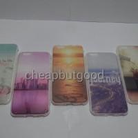 Softshell Case Cover Fuze Motif Samsung Grand Prime