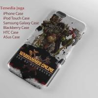 ws Warhammer Online Hard case Iphone case dan semua hp