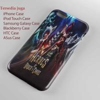 heroes of order and chaos Hard case Iphone case dan semua hp