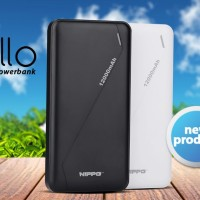 power bank hippo 12000 MAH OTHELLO simple pack
