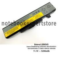 Baterai Lenovo ThinkPad tepi E430 E431 E435 E530 E531 E535 E540 E430c